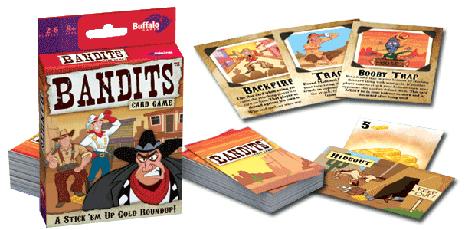 Bandits Packaging